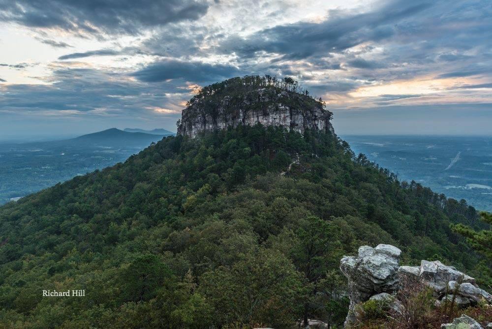Pilot Mountain. Photo by Richard Hill.
