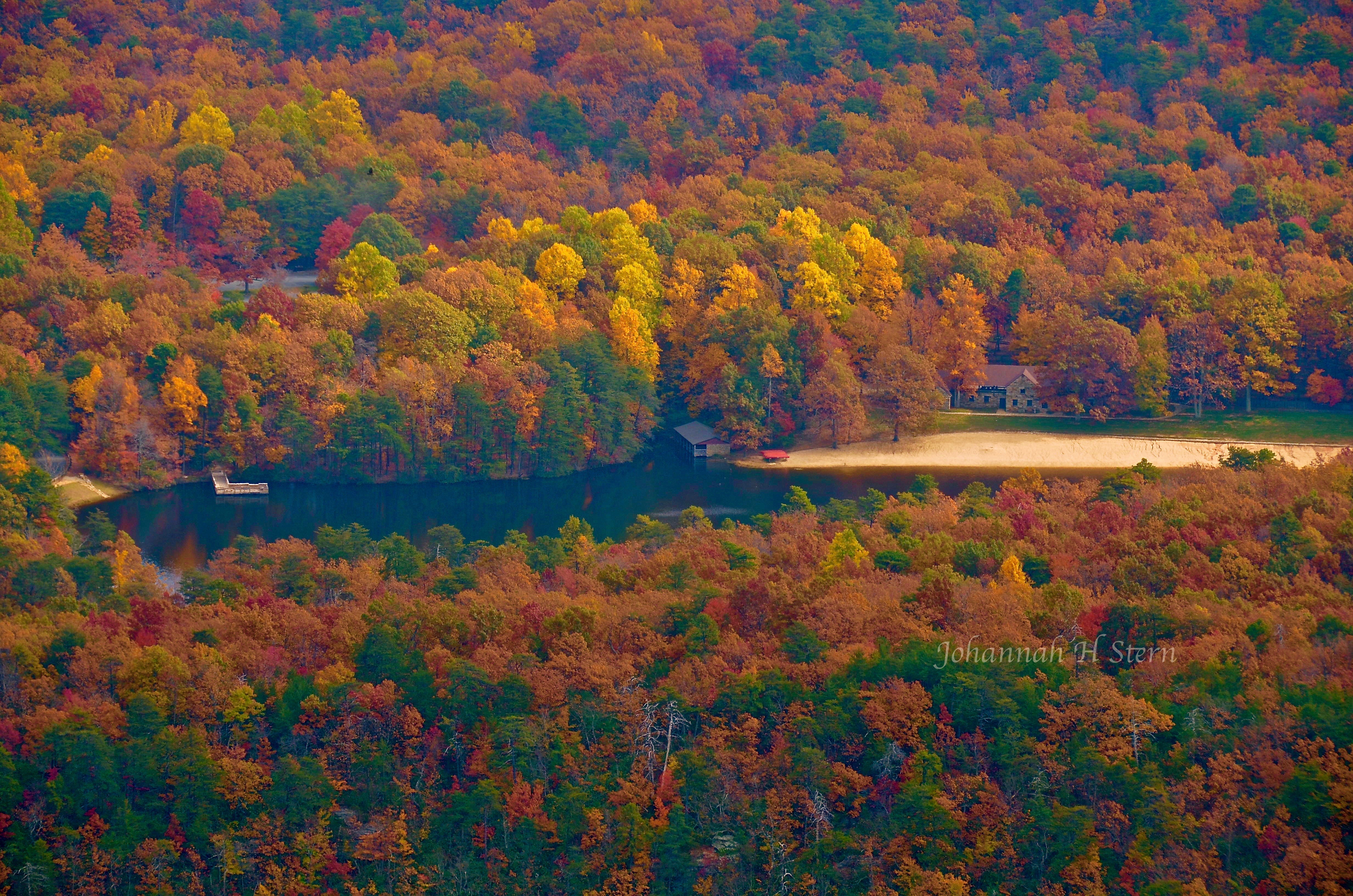 Autumn-on-the-Lake-from-the-Tower-HARO