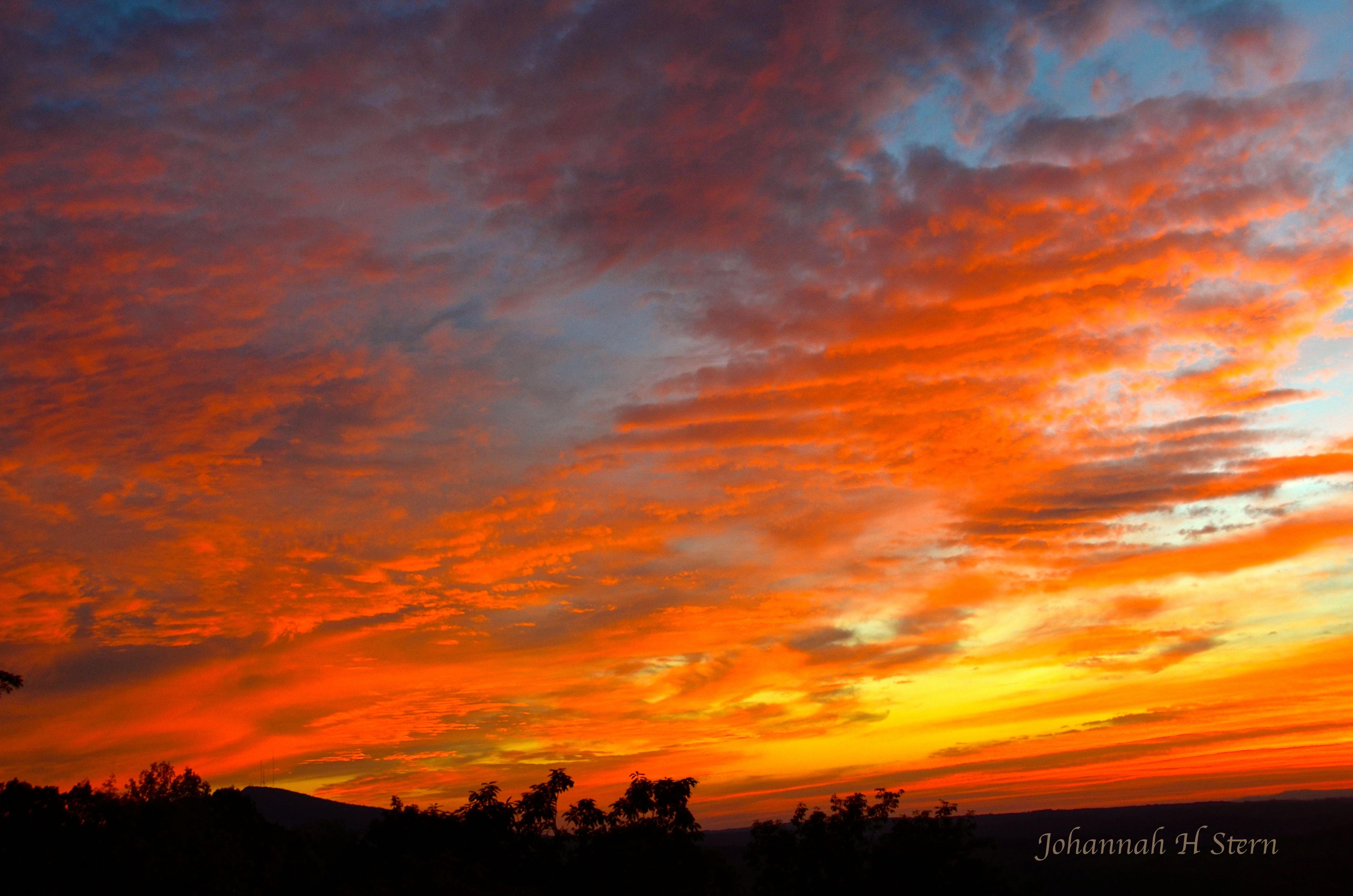 Saura Sunset II