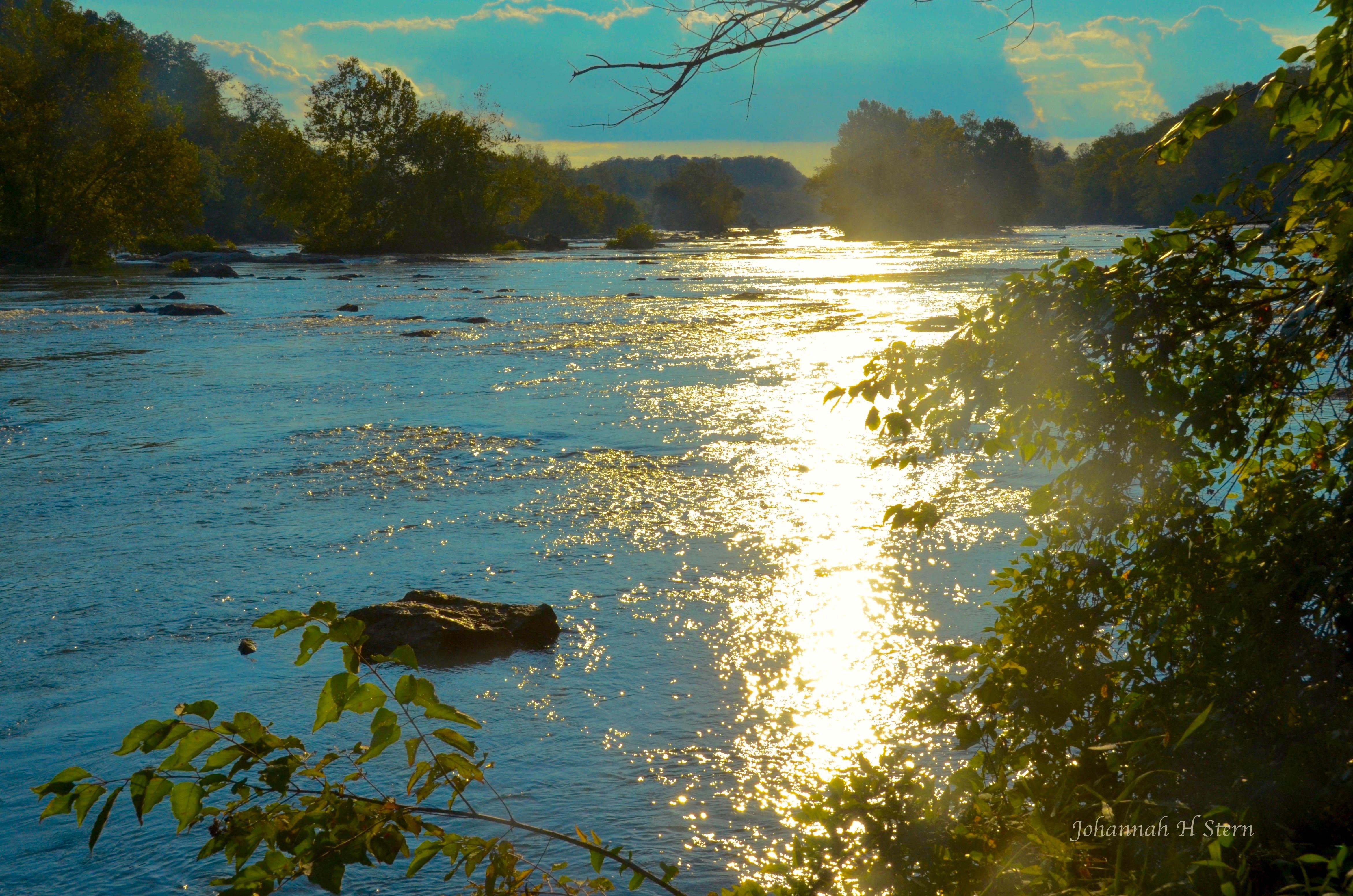 Yadkin river PIMO
