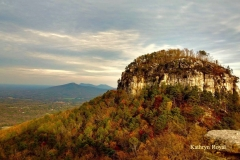 Pilot Mountain. Photo by Kathryn Royall.