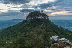 Pilot Mountain. Photo by Richard Hill.
