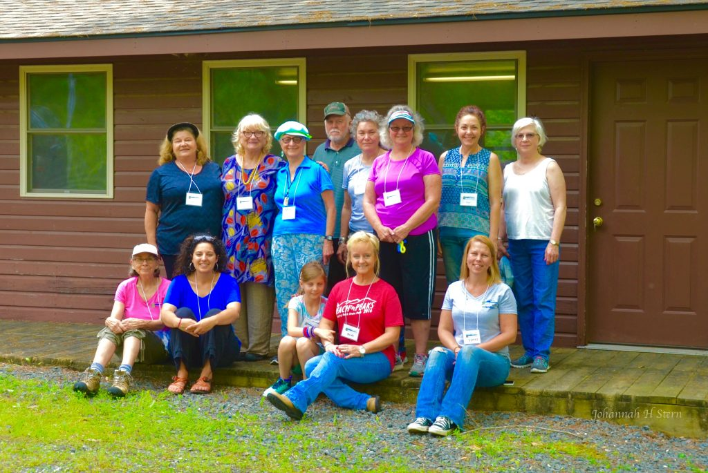 FSM Vade Mecum Volunteers. Photo by Johanna H. Stern.